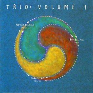Trio: Volume 1 CD