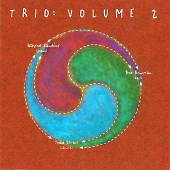 Trio: Volume 2 CD
