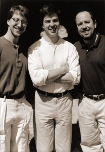 Todd Strait, Wayne Hawkins, Bob Bowman